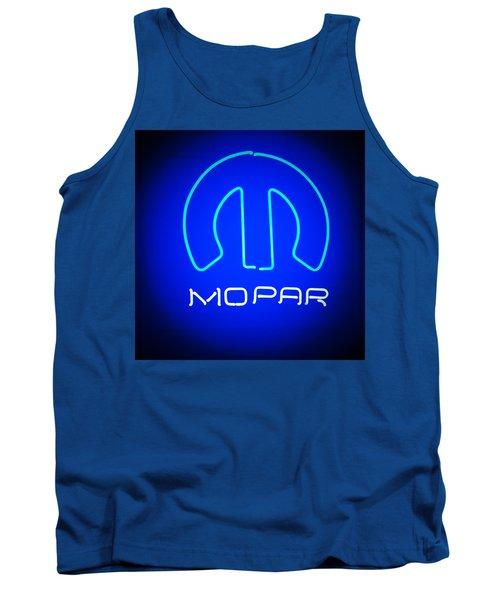 Mopar Neon Sign Tank Top