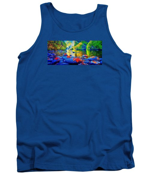 More Realistic Version Tank Top by Catherine Lott