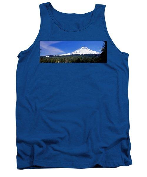 Mount Hood Or Usa Tank Top