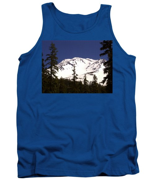 Mount Shasta Tank Top