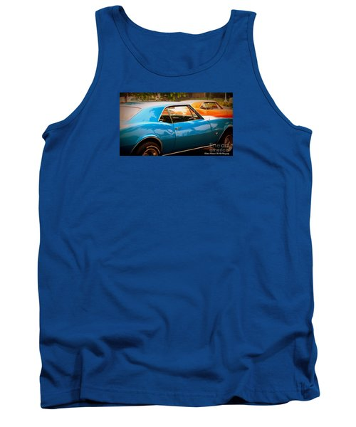Muscle Tank Top by Bobbee Rickard