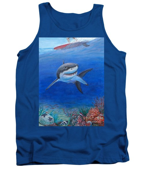 My Pet Shark Tank Top