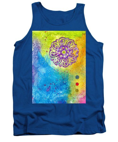 New Age #7 Tank Top
