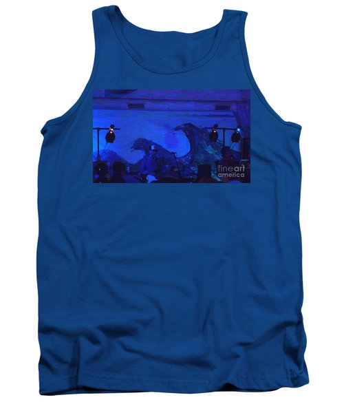 New Riders Of The Purple Sage 5 Tank Top by Kelly Awad