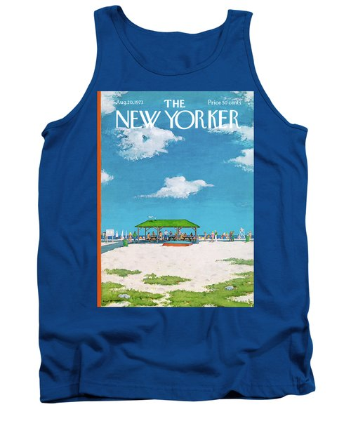 New Yorker August 20th, 1973 Tank Top