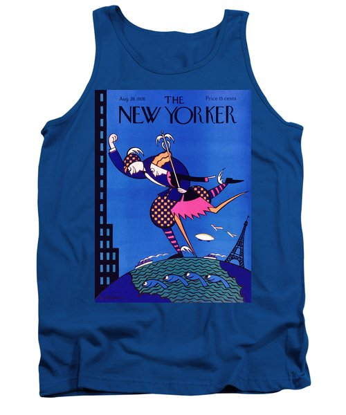 New Yorker August 28 1926 Tank Top