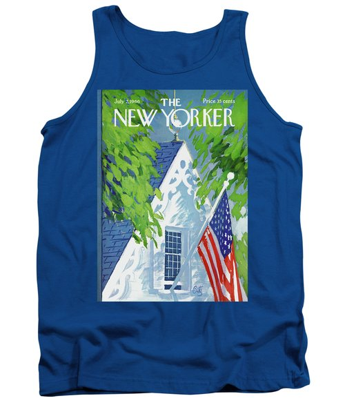 New Yorker July 2nd, 1966 Tank Top