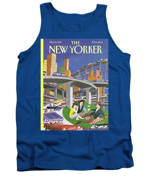 New Yorker May 29th, 1995 Tank Top