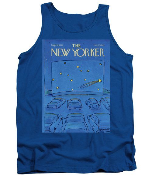 New Yorker September 11th, 1978 Tank Top
