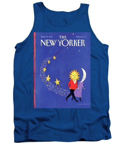 New Yorker September 19th, 1988 Tank Top