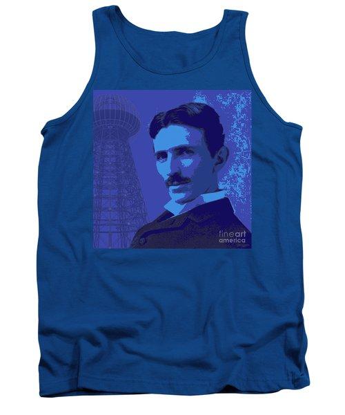 Nikola Tesla #2 Tank Top