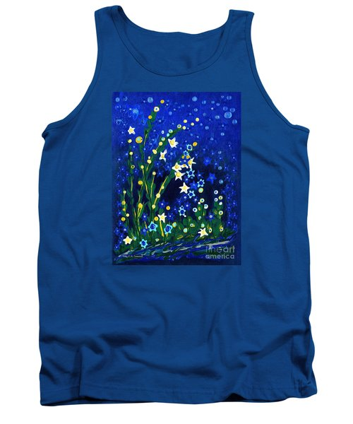 Nocturne Tank Top by Holly Carmichael