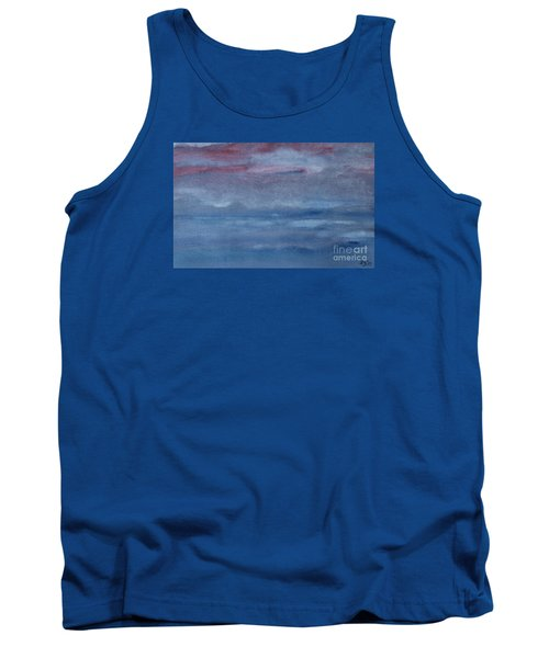 Northern Evening Tank Top by Susan  Dimitrakopoulos