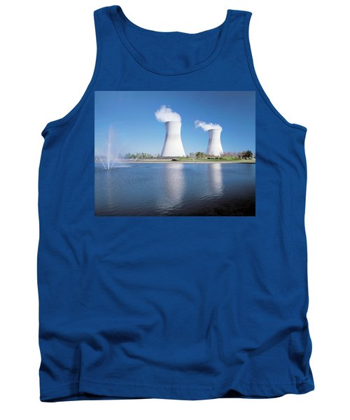 Nuclear Power Plant Tank Top