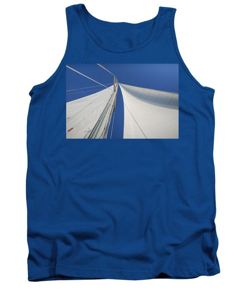 Obsession Sails 1 Tank Top