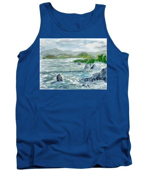 Ocean Spray Tank Top