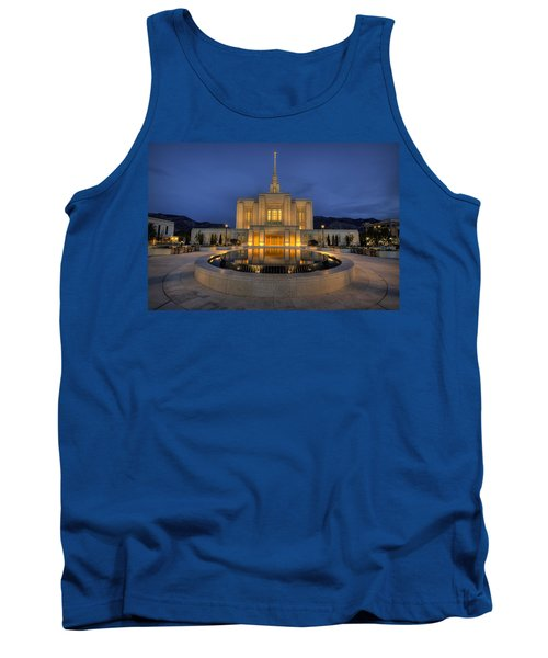 Ogden Temple Reflections Tank Top