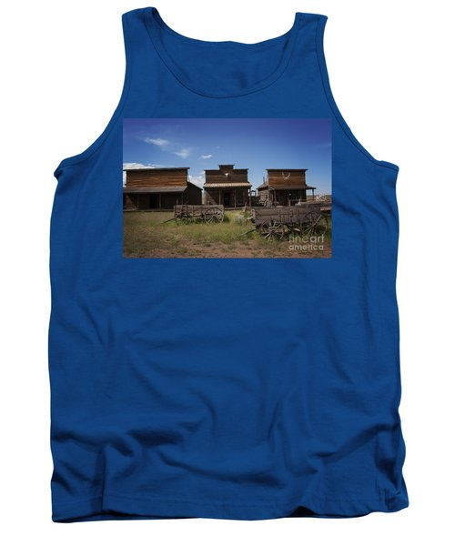Old Trail Town Tank Top