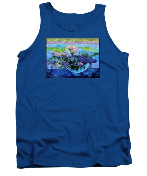 Once Upon A Time Tank Top by John Lautermilch