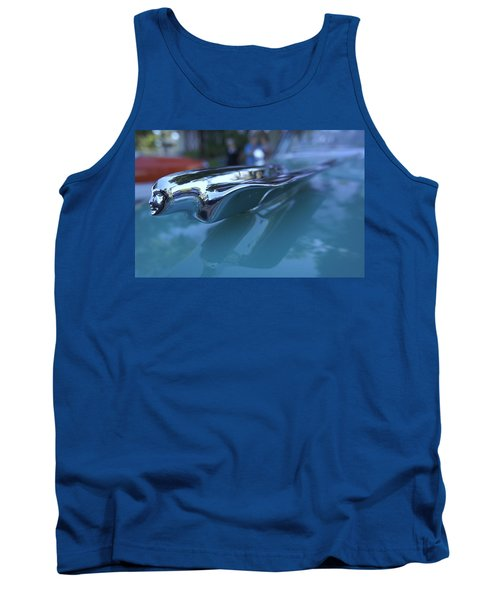 Tank Top featuring the photograph Out Of The Metal by Laurie Perry