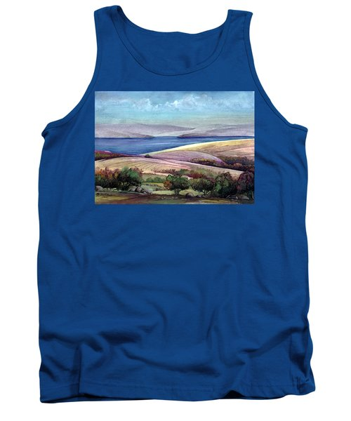 Palestine View Tank Top