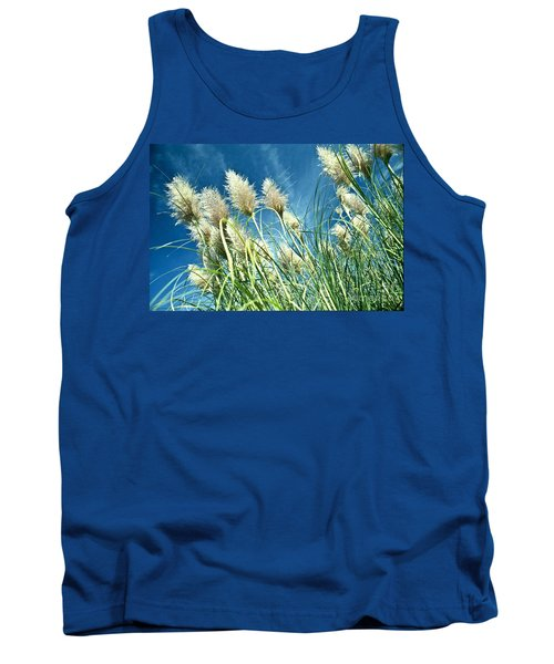 Pampas Grass Tank Top