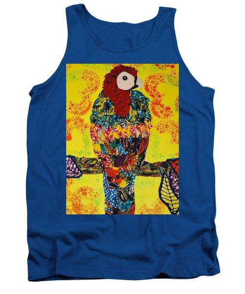 Parrot Oshun Tank Top