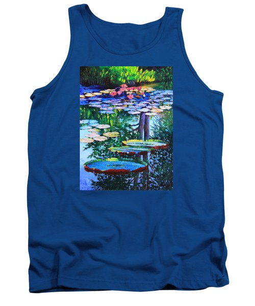 Passion For Color And Light Tank Top by John Lautermilch