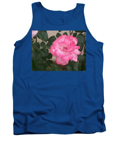 Tank Top featuring the photograph Passion Pink by Jewel Hengen