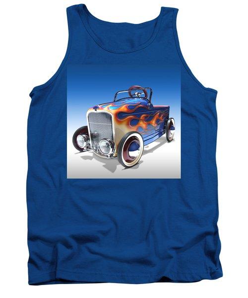 Peddle Car Tank Top