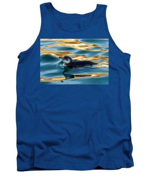 Penguin Watercolor 2 Tank Top