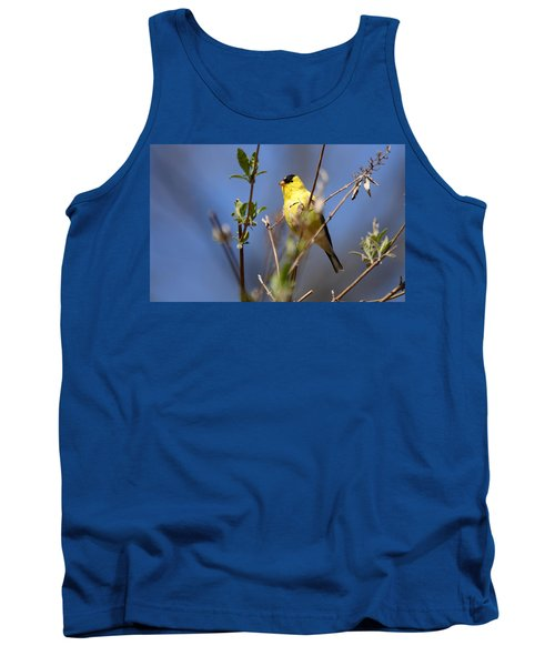 Perfect Shade Of Yellow Tank Top