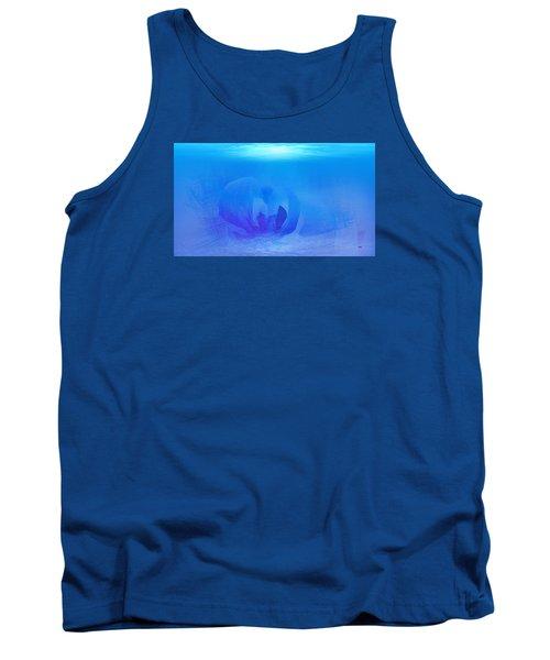 Blue Ocean Tank Top