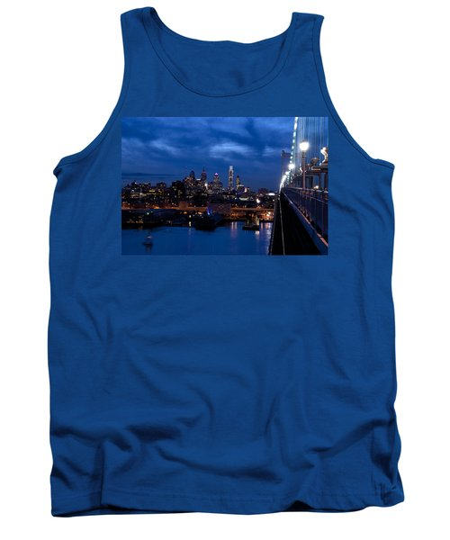Philadelphia Twilight Tank Top