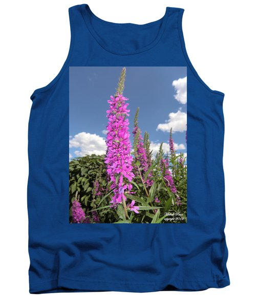 Pink Brilliance Tank Top
