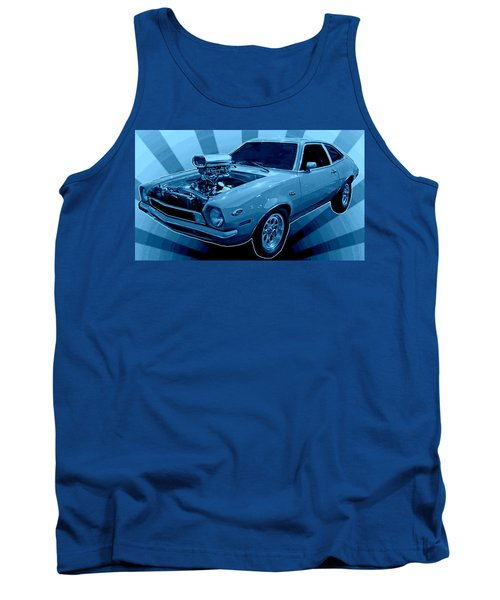 Pinto Return Tank Top