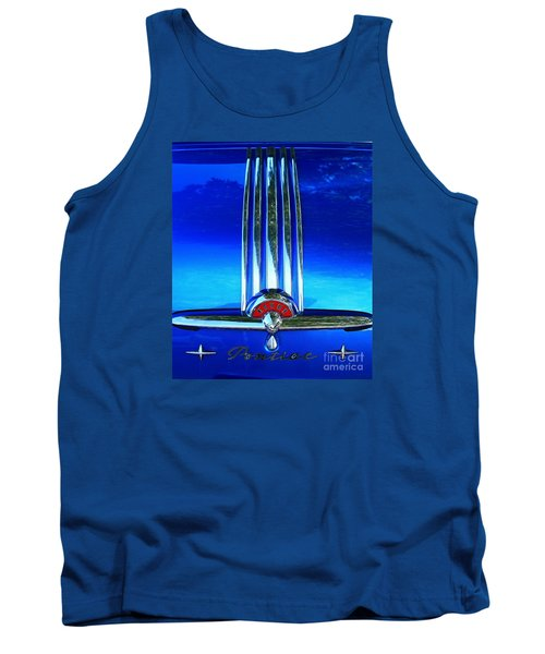 Pontiac Eight Tank Top by Linda Bianic