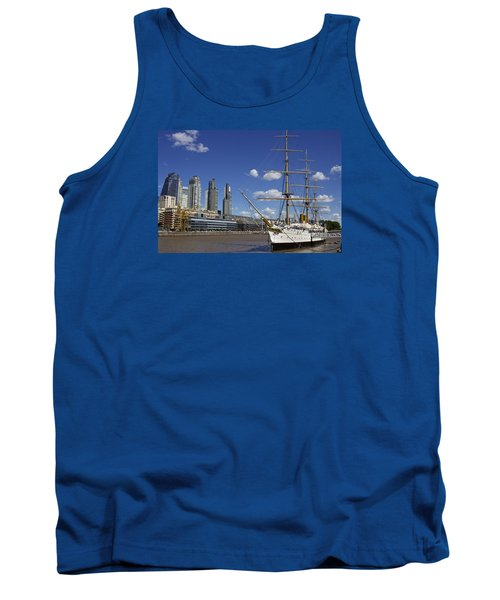 Puerto Madero Buenos Aires Tank Top
