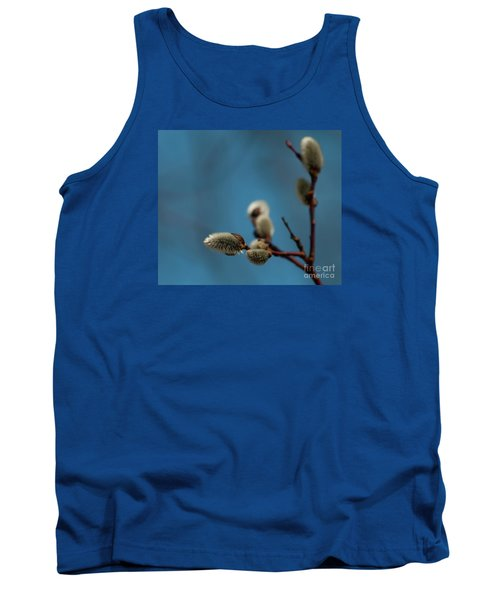 Pussy Willow... Tank Top