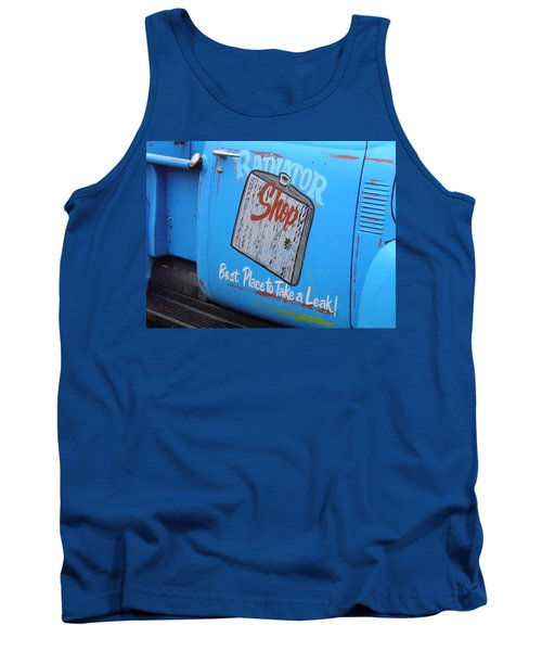 Radiator Shop Tank Top