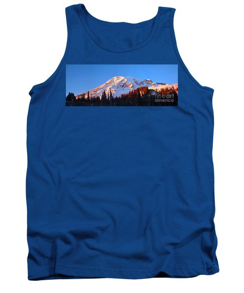 Rainier Sunset Tank Top
