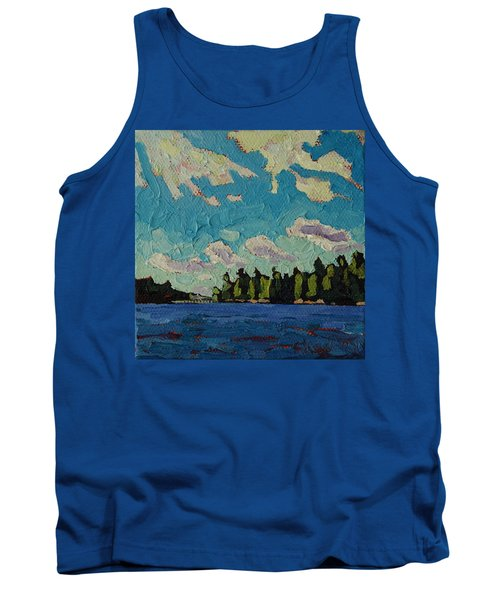 Reach To Grippen Tank Top by Phil Chadwick
