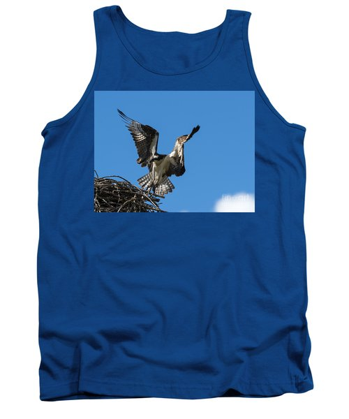 Returning To The Nest Tank Top