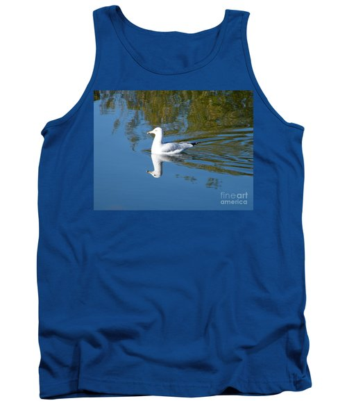 Ring-billed Gull Tank Top