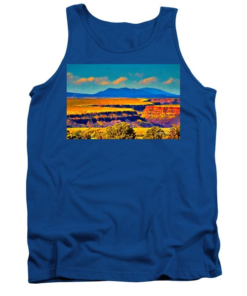 Rio Grande Gorge Lv Tank Top