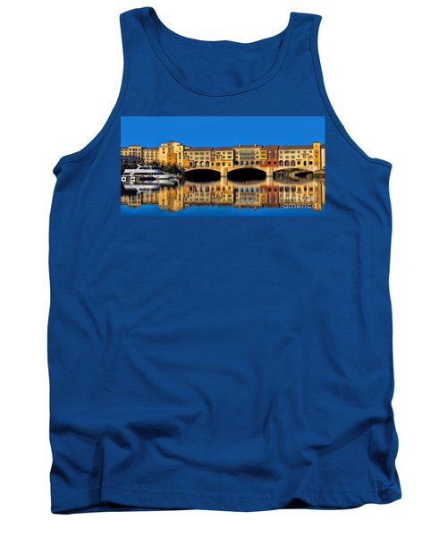 Ritzy Tank Top by Tammy Espino