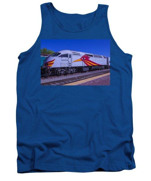 Road Runner Express Train Tank Top