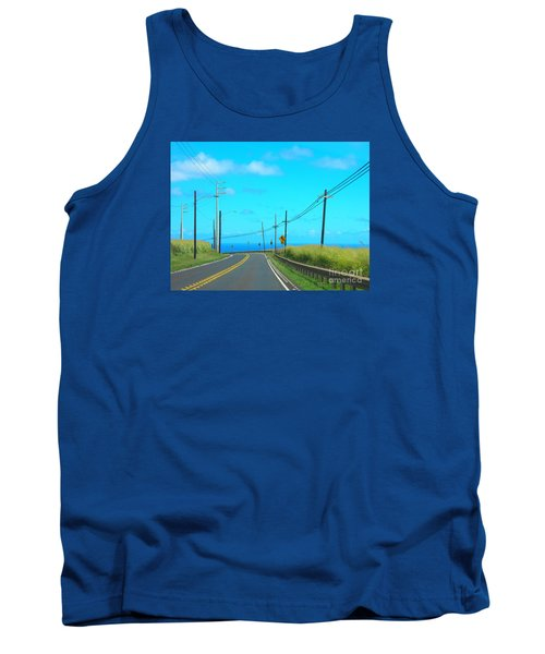 Road To The North Shore Tank Top