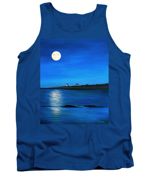 Rockport Harvest Moon Tank Top by Eileen Patten Oliver