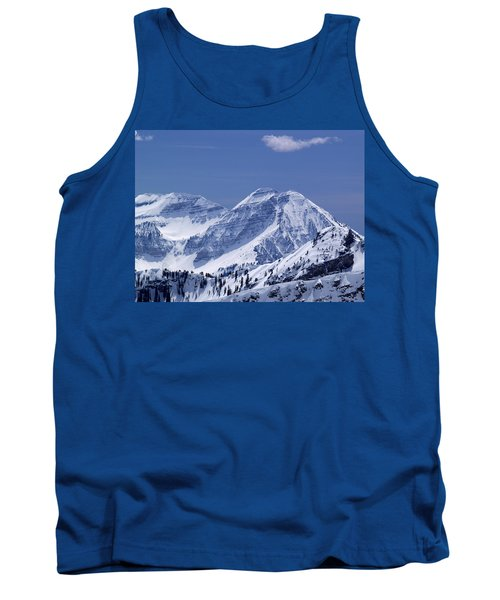 Rocky Mountain High Tank Top by Bill Gallagher